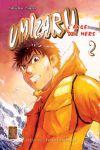 Umizaru (manga) volume / tome 2