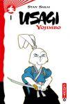 Usagi Yojimbo (manga) volume / tome 1