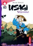 Usagi Yojimbo (manga) volume / tome 10