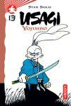 Usagi Yojimbo (manga) volume / tome 13