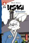 Usagi Yojimbo (manga) volume / tome 14