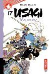 Usagi Yojimbo (manga) volume / tome 17
