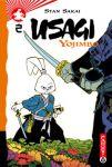 Usagi Yojimbo (manga) volume / tome 2