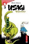 Usagi Yojimbo (manga) volume / tome 3