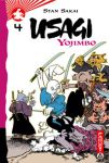 Usagi Yojimbo (manga) volume / tome 4