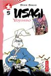 Usagi Yojimbo (manga) volume / tome 5