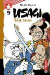Usagi Yojimbo (manga) volume / tome 9