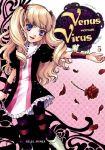 Venus versus Virus (manga) volume / tome 5