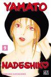 Yamato Nadeshiko Shichi Henge (manga) volume / tome 9