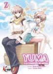 Yuma à la conquête du monde (manga) volume / tome 2