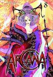 Arcana (manhwa) volume / tome 8