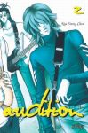 Audition (manhwa) volume / tome 2