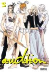 Audition (manhwa) volume / tome 5
