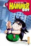 Hammer Boy (manhwa) volume / tome 2