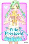 La Fille du Président (manhwa) volume / tome 1