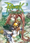 Ragnarok - Into the abyss (manhwa) volume / tome 3