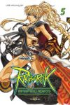 Ragnarok - Into the abyss (manhwa) volume / tome 5