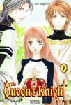 The Queen's Knight (manhwa) volume / tome 9