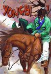 Yongbi (manhwa) volume / tome 1