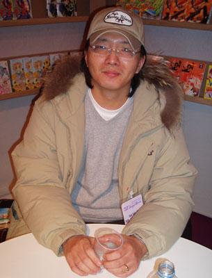 photo de SEO Hong Seock