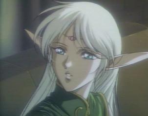 Deedlit avatar du personnage de Chroniques de la Guerre de Lodoss