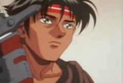 Orson avatar du personnage de Chroniques de la Guerre de Lodoss