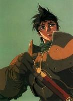 Parn avatar du personnage de Chroniques de la Guerre de Lodoss