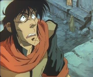 Woodchuck avatar du personnage de Chroniques de la Guerre de Lodoss