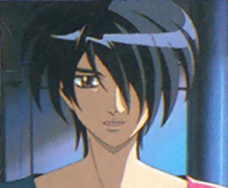 Van Slanzar de FANEL avatar du personnage de Escaflowne