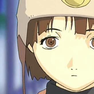 Lain IWAKURA avatar du personnage de Lain (serial experiments)