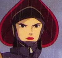 Dame Eboshi avatar du personnage de Princesse Mononoké