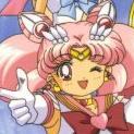Mini-Usagi - Sailor Chibi Moon avatar du personnage de Sailor Moon