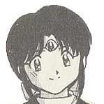 Parvati 4ième du nom avatar du personnage de 3x3 eyes