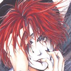 Bélial avatar du personnage de Angel sanctuary