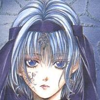 Gabriel avatar du personnage de Angel sanctuary
