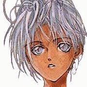 Kouraï avatar du personnage de Angel sanctuary