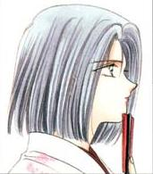 Suzumi AOGIRI avatar du personnage de Ayashi no Ceres