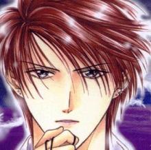 Toya avatar du personnage de Ayashi no Ceres