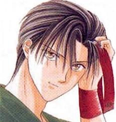 Yûhi AOGIRI avatar du personnage de Ayashi no Ceres