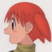 Chiyo mihama avatar du personnage de Azumanga Daioh