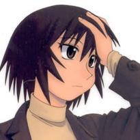 Kagura avatar du personnage de Azumanga Daioh