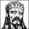 Roi de midland avatar du personnage de Berserk
