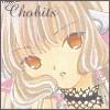 Dark Chii avatar du personnage de Chobits