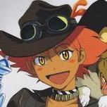 Ed avatar du personnage de Cowboy bebop