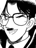 Yûsaku KUDO avatar du personnage de Détective Conan