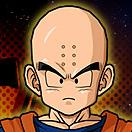 Krilin avatar du personnage de Dragon Ball