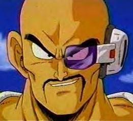 Nappa avatar du personnage de Dragon Ball