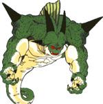 Polonga et Sheron avatar du personnage de Dragon Ball