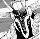 Makaku avatar du personnage de Gunnm