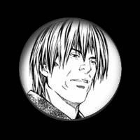 Koyo TOYA avatar du personnage de Hikaru no Go